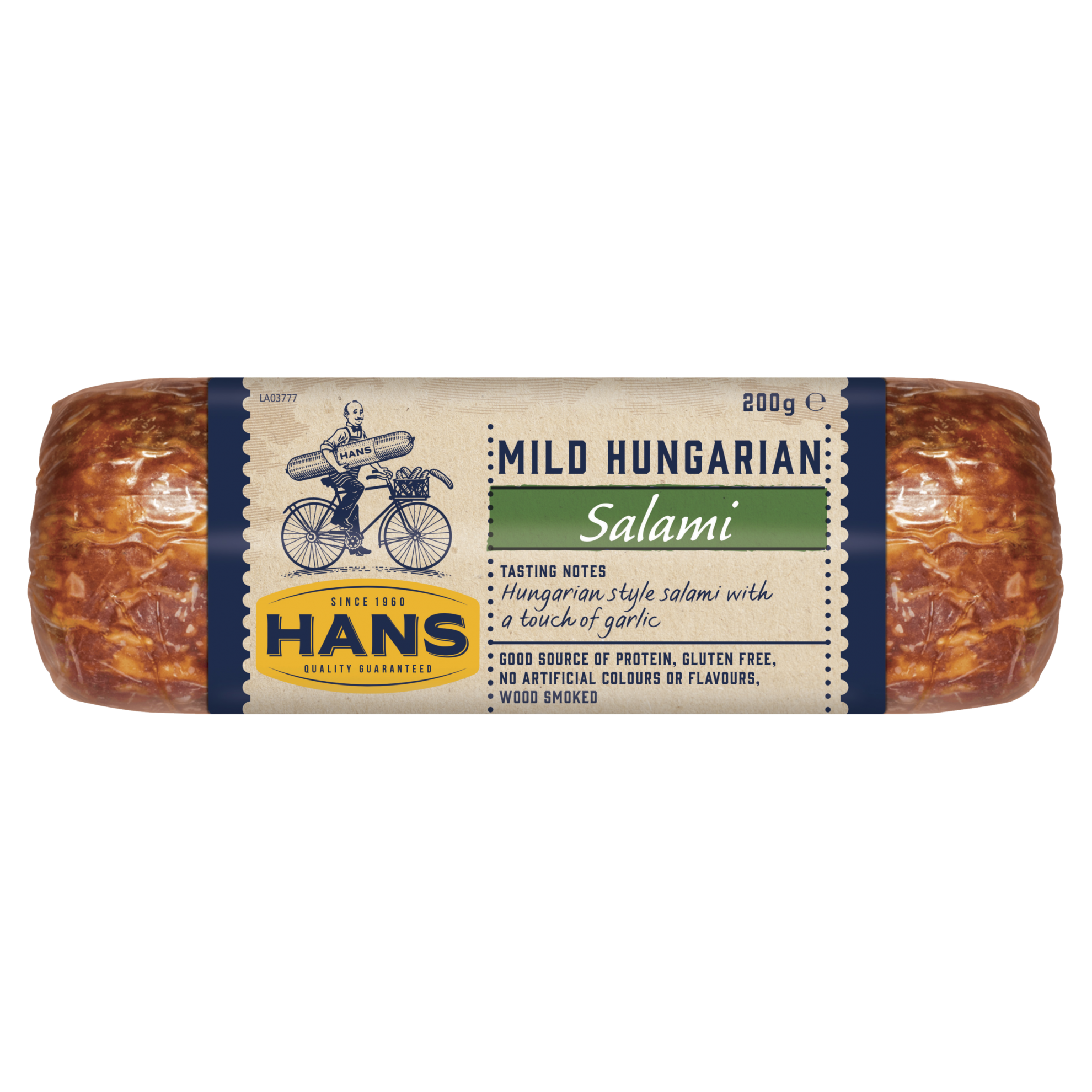 Hans Hungarian Salami 200g