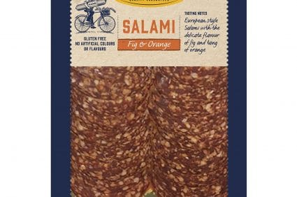 Hans Fig and Orange Salami 100g